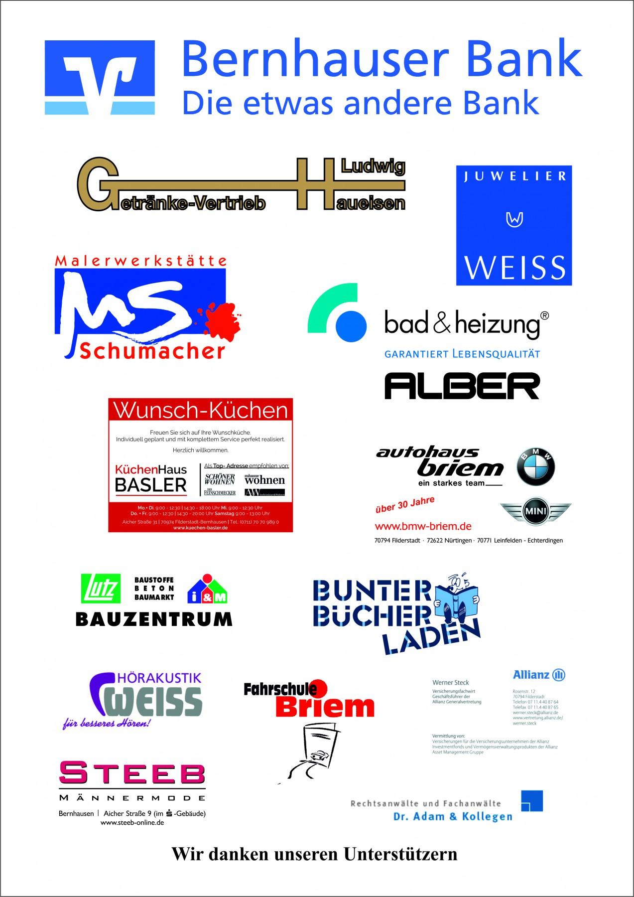Bernhauser bank online-banking