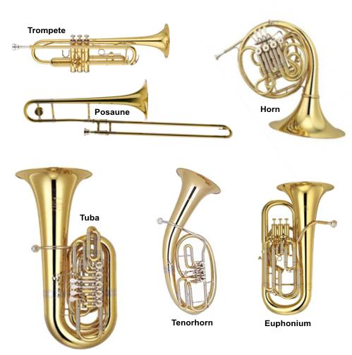 Blechblasinstrumente1